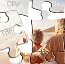 Pension puzzle pieces